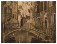 """Tour of Venice V by Terry Lawrence - 25"""" x 19"""", FulcrumGallery.com brand"""
