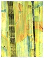 "Yellow Mix II by Ricki Mountain - 19"" x 25"""