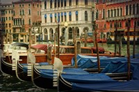 Venetian Canals IV Framed Print