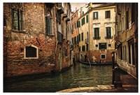 Venetian Canals V Framed Print