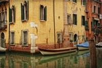Venetian Canals VI Fine Art Print