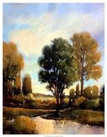 "Riverside Light I by Timothy O'Toole - 23"" x 29"""