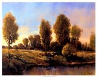 "Riverside Light II by Timothy O'Toole - 29"" x 23"""