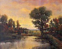 Riverside Light III by Timothy O'Toole - various sizes