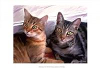 "Sweepo & Tony by Robert McClintock - 19"" x 13"" - $12.99"