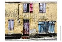 Weathered Doorway VIII Fine Art Print