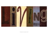 """Living Panel by Vision Studio - 19"""" x 13"""""""