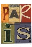 """Paris by Vision Studio - 13"""" x 19"""" - $12.99"""