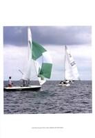 Water Racing II Framed Print