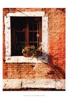 Venice Snapshots V Framed Print