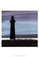 """Dusky Sea I by James Burghardt - 13"""" x 19"""""""
