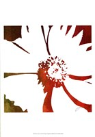 "Peace Flowers III by James Burghardt - 13"" x 19"" - $12.99"
