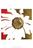 "Peace Flowers IV by James Burghardt - 13"" x 19"" - $12.99"