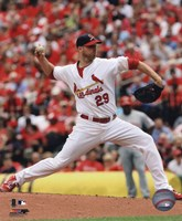 Chris Carpenter 2010 Action Fine Art Print