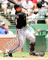 Paul Konerko 2010 Action Fine Art Print