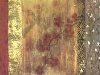 Golden Garden Fine Art Print