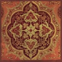 Persian Tiles I Fine Art Print