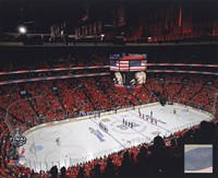 Wachovia Center 2009-10 NHL Stanley Cup Finals Game 3 (#9) Fine Art Print