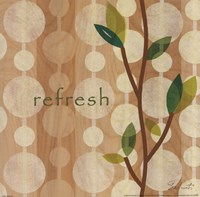 "Refresh - 10"" x 10"""