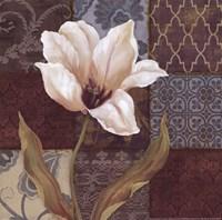 "Mosaique I by Daphne Brissonnet - 12"" x 12"", FulcrumGallery.com brand"