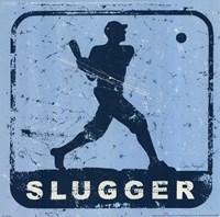 Slugger Fine Art Print