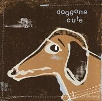 Doggone Cute Fine Art Print