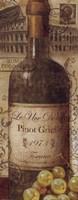 "8"" x 20"" Pinot Grigio"