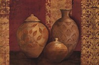 "Agean Vessels on Spice by Avery Tillmon - 36"" x 24"""
