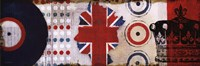 "British Invasion I by Mo Mullan - 36"" x 12"""