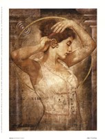 Danae Fine Art Print