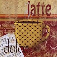 "Dolce Latte by Carol Robinson - 12"" x 12"""