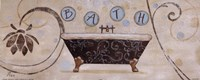 """Bath by Nan - 20"""" x 8"""""""