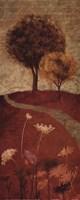 Autumn Trees II Fine Art Print