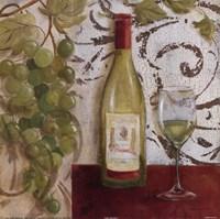 """Wine Tasting I by Carol Robinson - 12"""" x 12"""""""