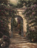 """Watson's Garden I by Betsy Brown - 22"""" x 28"""""""