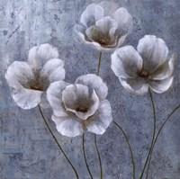 April's Flowers II Framed Print