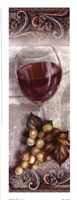 New Wine, Red Fine Art Print