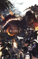 """The Lost Planet 2 - 24"""" x 36"""" - $9.99"""