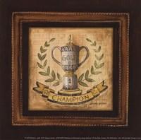 "Golf Champion - petite by Gregory Gorham - 6"" x 6"" - $9.99"