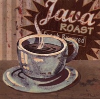 Coffee Brew Sign II Fine Art Print