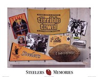 Steelers Memories Fine Art Print