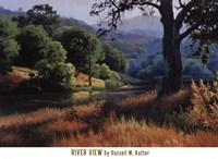 River View Fine Art Print