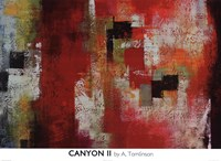 Canyon II Fine Art Print