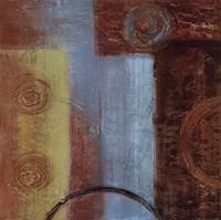 Warm Texture II Fine Art Print