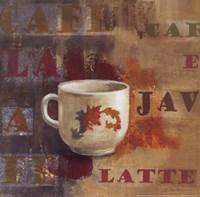 """Urban Cafe I by Mo Mullan - 12"""" x 12"""""""