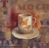 "Urban Cafe II by Mo Mullan - 12"" x 12"""