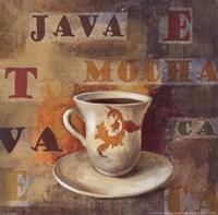 """Urban Cafe III by Mo Mullan - 12"""" x 12"""""""