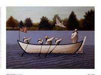 Ladies Of The Lake Fine Art Print