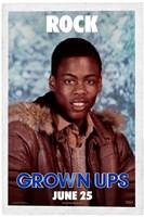 "Grown Ups - Rock - 11"" x 17"""