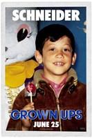 """Grown Ups - Schneider - 11"""" x 17"""""""